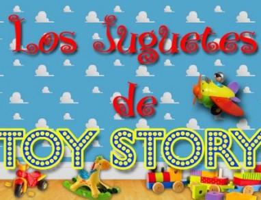 Los Juguetes de Toy Story